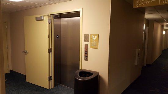 Vancouver, WA: Elevator