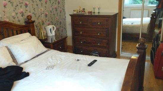 Acer Guesthouse: Habitación