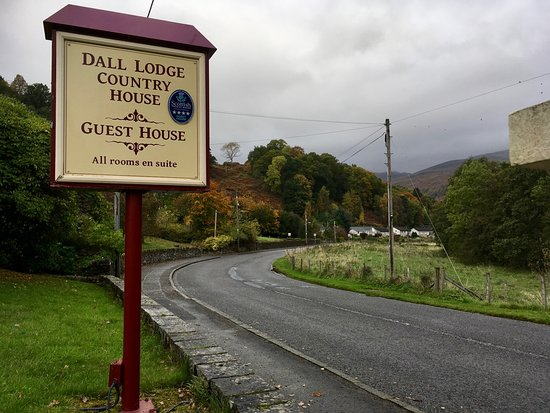 Dall Lodge Country House: Call Lodge Country House