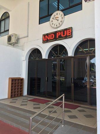 Brunei History Center: entrance