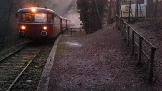Linz am Rhein, Almanya: Spezial Fahrt Dezember