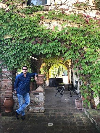 Castello delle Forme, Italien: Agriturismo Pieve Del Castello
