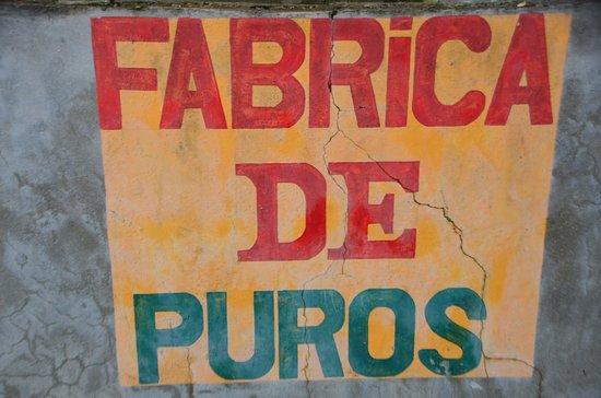 Bayahibe, Dominican Republic: fabrique de cigare