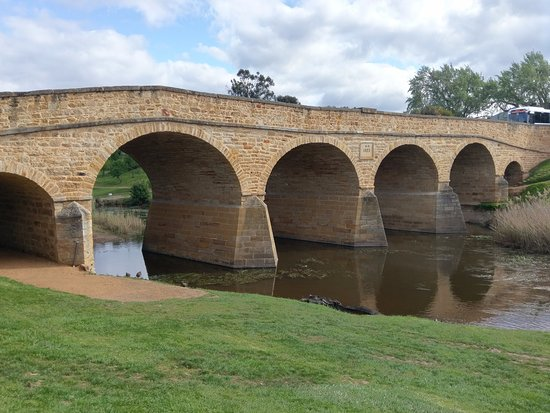This is Richmond Bridge