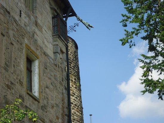 Colmberg, Alemania: castillo