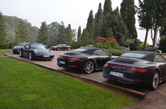 Casole d'Elsa, Italien: Porsche Group