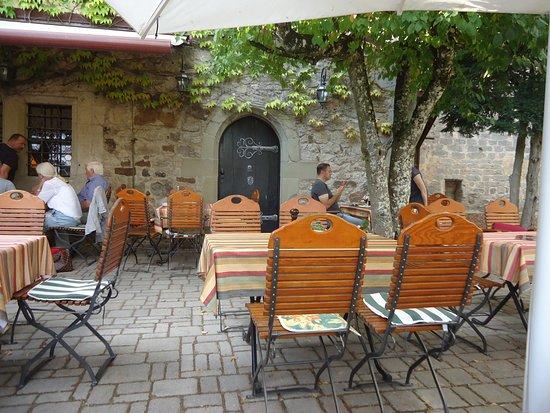 Colmberg, Alemania: Para cafetería almuerzo o cena
