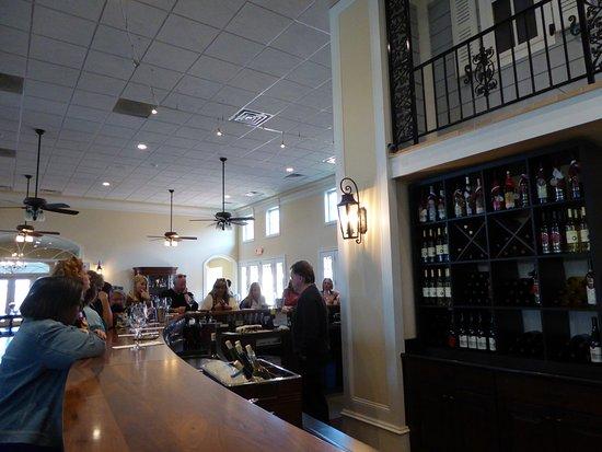 Purcellville, VA: Tasting Room