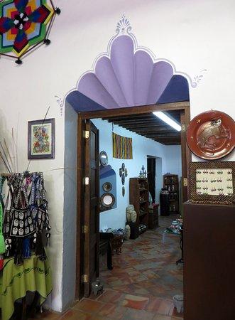 Ceramic Museum (Museo Regional de la Ceramica): La casona.