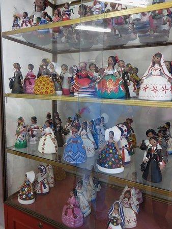 Ceramic Museum (Museo Regional de la Ceramica): Sin cédula de autor.