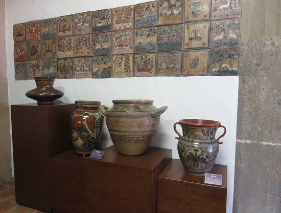 Ceramic Museum (Museo Regional de la Ceramica): Piezas tradicionales.