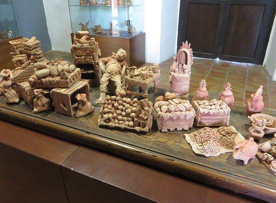Ceramic Museum (Museo Regional de la Ceramica): Camilo Ramirez.