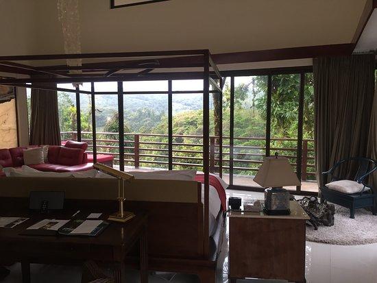 Tabacon Grand Spa Thermal Resort: Master bedroom