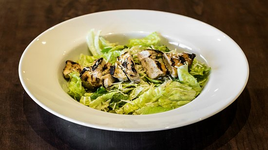 Sherwood Park, Canada: Pasta Pantry Caeser w/ tuscan style grilled chicken. Bring On The Garlic!