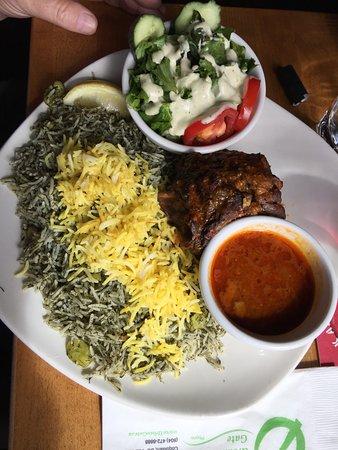 Coquitlam, Kanada: one dish