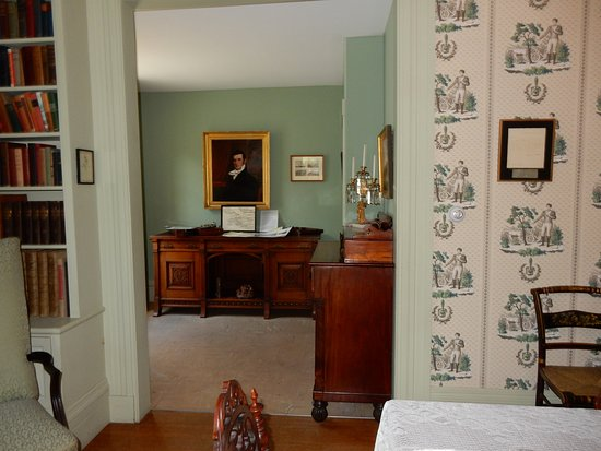 Kennebunkport, ME: interior room