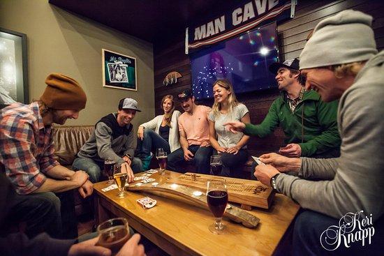 Pegunungan Rocky Kanada, Kanada: Bar at Mica Heli