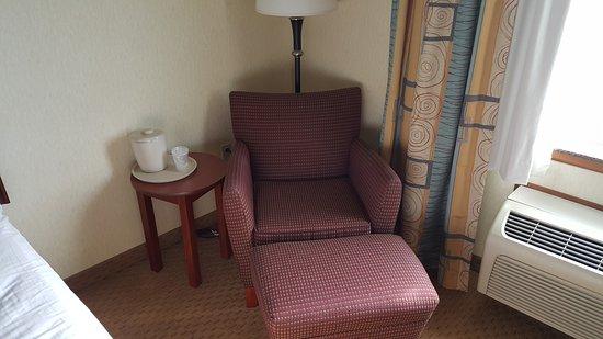 Holiday Inn Express Hotel & Suites Klamath Falls: comfortable