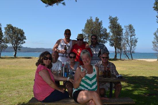 Eden, Αυστραλία: Drinks on the beach