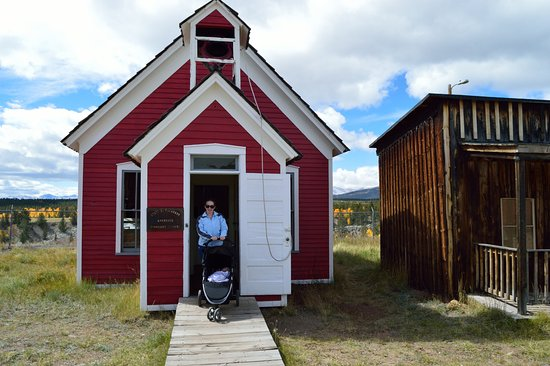 Fairplay, CO: School House