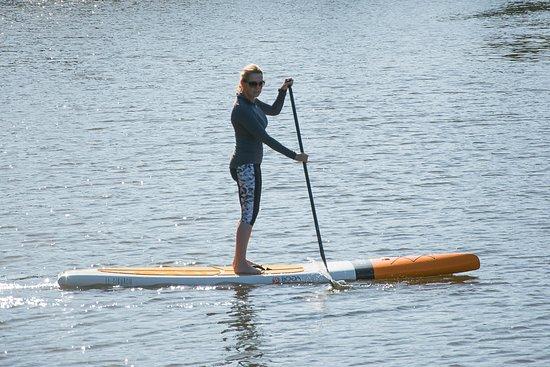 Jupiter, FL: Paddle Boarding