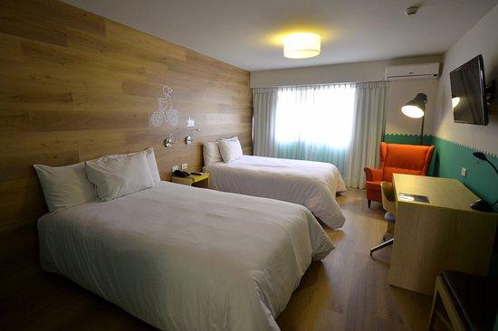 Ananay Hotel San Isidro: TWIN BEDS ROOM