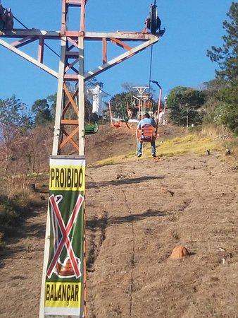 Teleférico Serra Negra