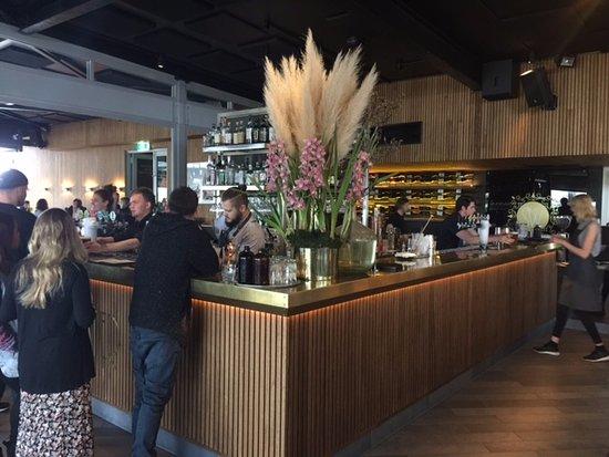 East Fremantle, Australia: The Bar
