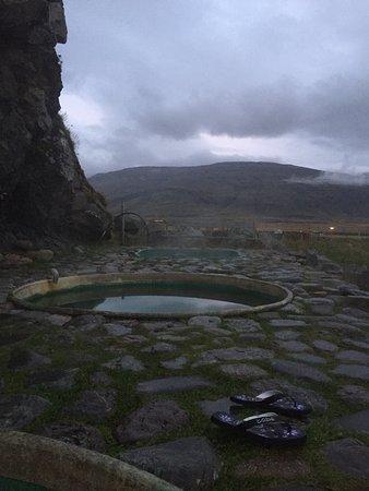Hofn, Islandia: Hoffell Hot Tubs