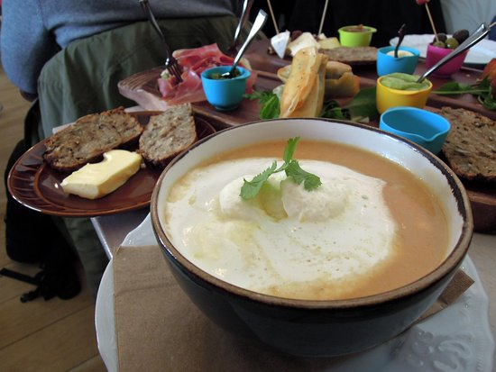 Vestmannaeyjar, Islandia: Incredible fish soup