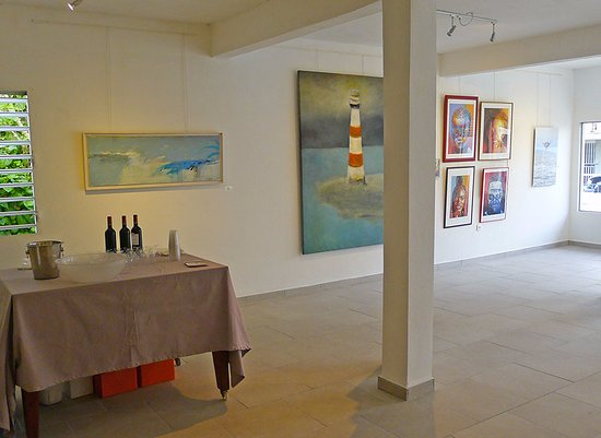 Grand Case, St Marteen/St. Martin : tropismes art gallery