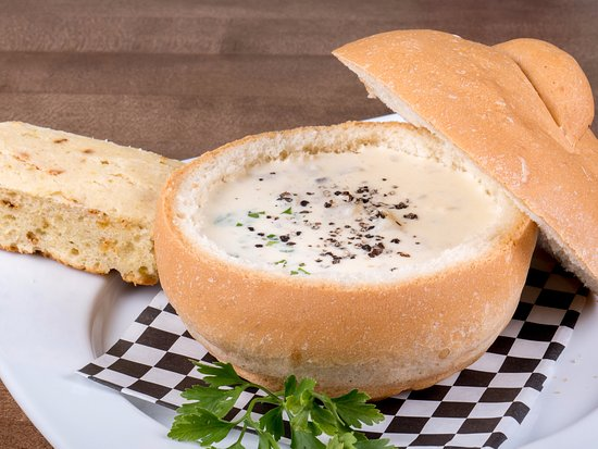 Chalan Kanoa, Νήσοι Μαριάνες: Our famous Clam Chowder!