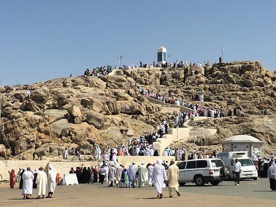 Makkah Province, Saoedi-Arabië: Jabal e Rehmat