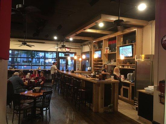 Jasper, GA: Wingsology exterior and interior...