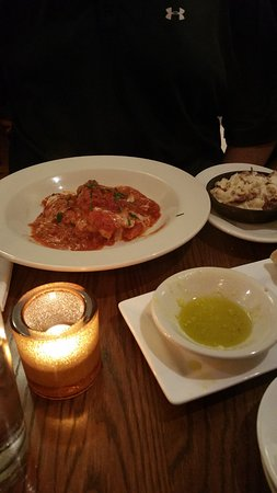 Ida's Restaurant: Chicken Parm and Mashed Patatoe
