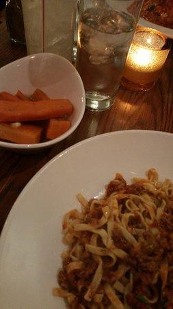 Ida's Restaurant: Pasta Bolegneese