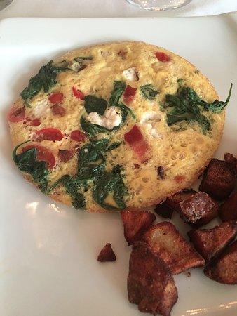 Westglow Resort & Spa: Breakfast Frittata