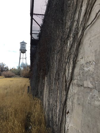 Wyoming Frontier Prison: Outside the prision