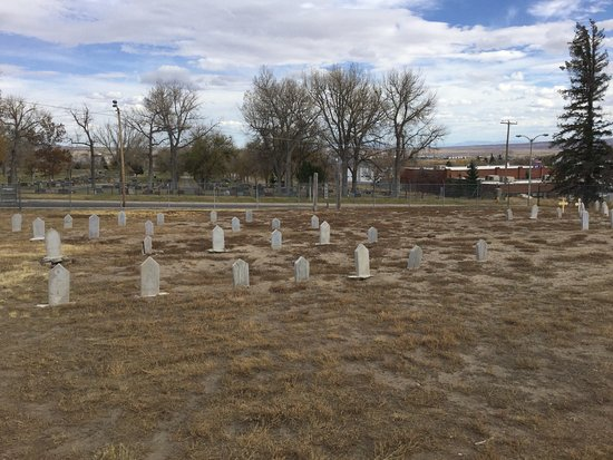 ‪‪Rawlins‬, ‪Wyoming‬: Prison cemetery‬