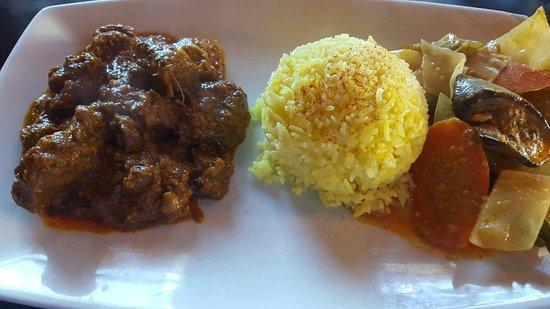 New Westminster, Canada: Tamarind Hill Malaysian Cuisine