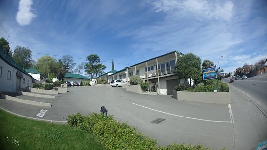 Parklands Motor Lodge Timaru