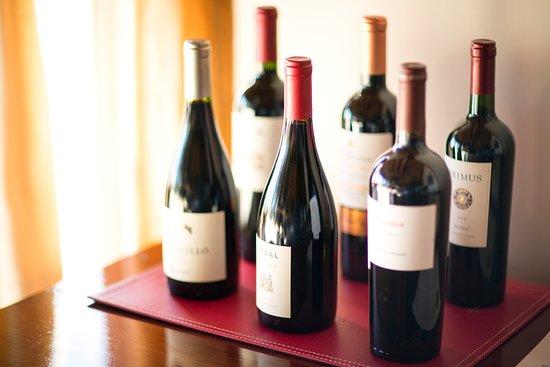 Quincho Casa Hotel : Chilean wines