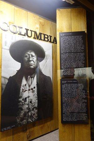 Cashmere, WA: Local Chief