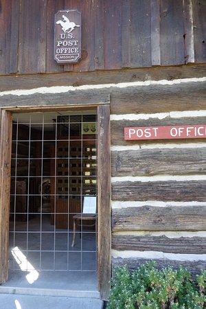 Cashmere, WA: Post office