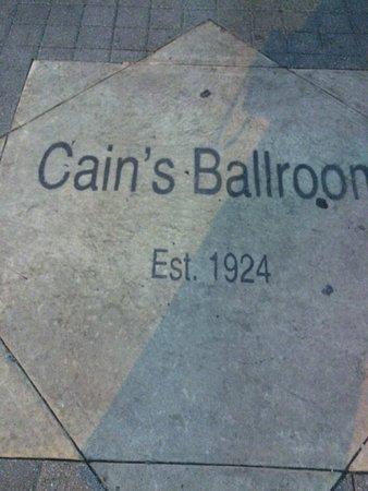 Cain's Ballroom: photo2.jpg