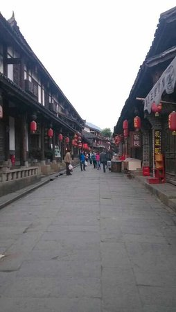 Ningqiang County Photo