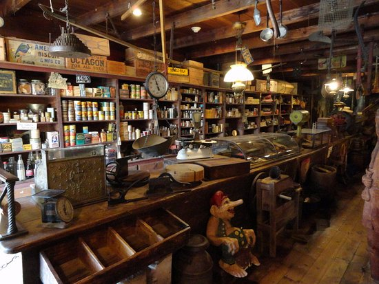 Sautee Nacoochee, GA: Look at this 'blast from the past'