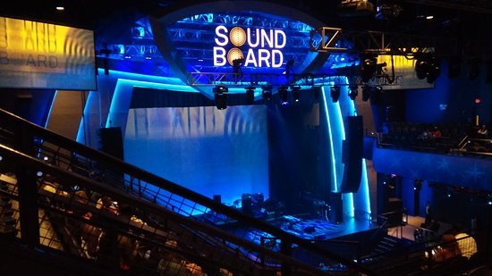 Sound Board Theater Detroit All You Need To Know