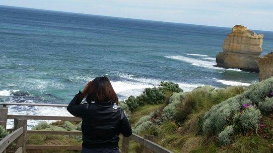 Büyük Okyanus Yolu: Beautiful scenery 😊
