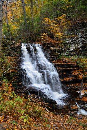 Benton, PA: More falls ...
